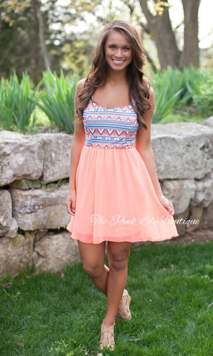 Cool A Neon Dream Aztec Dress StitchFix Check more at http ...