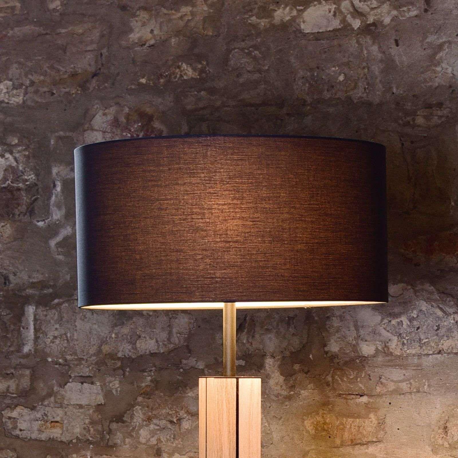 Landhaus Stehlampe Dana Von Herzblut Braun In 2020 Stehlampe