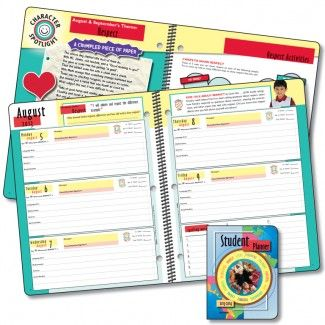 2020d our elementary school planner