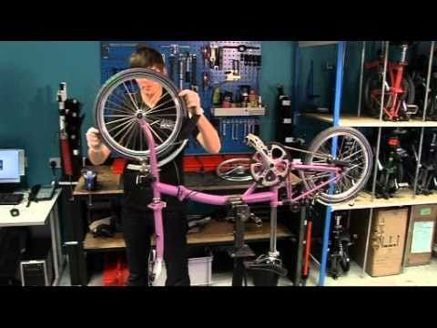 Brompton Technical Guides Videos Refit Technical Brompton