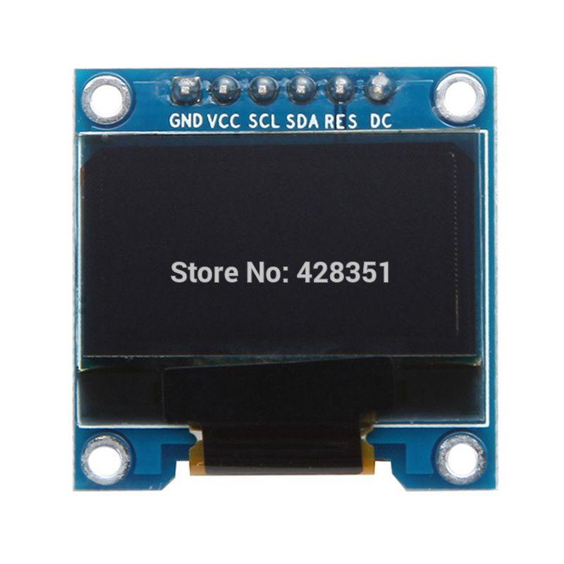 0.96 inch 128*64 mini OLED micro display screen module