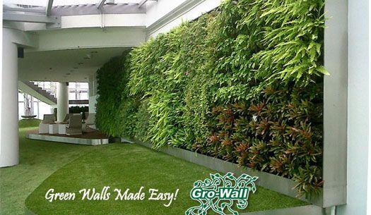 Genial Atlantis Grow Wall® Vertical Garden System   Product | ODS