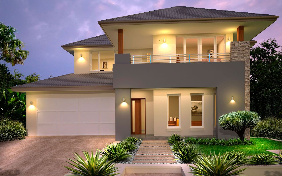 New Home Builders Mayfair 34 Double Storey Home