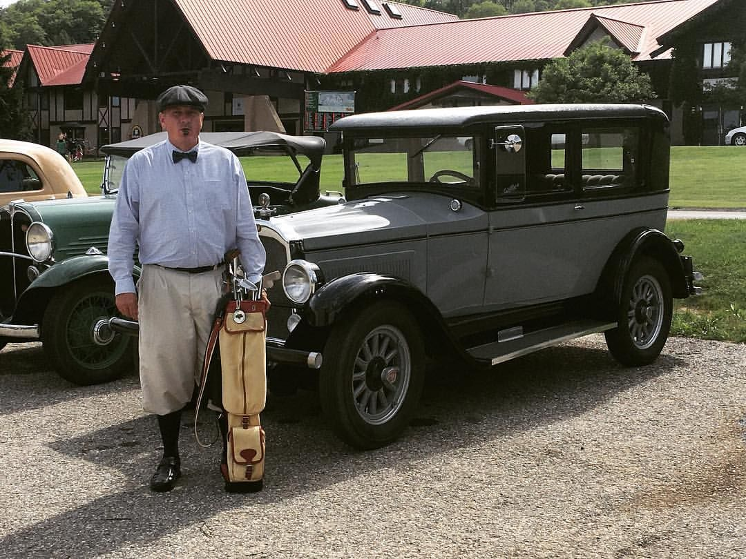 Two Things That Go Hand In Hand The 2018 Willys Overland Knight