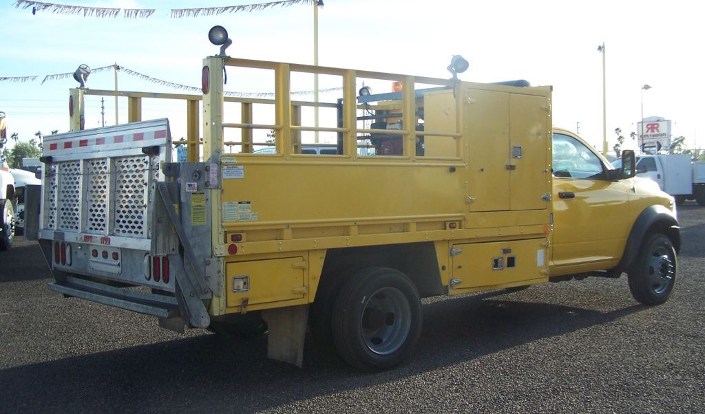 2012 DODGE MECHANIC TIRE SERVICE TRUCK Trucks, Mechanic