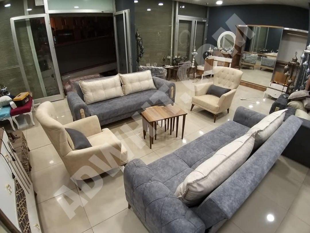 طقم غرفة جلوس جديد للبيع السعر 3 000 Try لمزيد من التفاصيل ضع كود المنتج 126852 في الرابط الموجود في الصفحة الرئيسية In 2020 Home Decor Sectional Couch Furniture