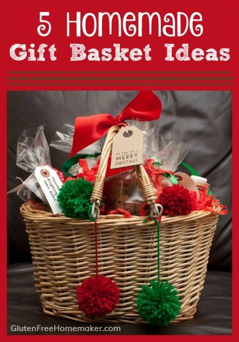 5 Homemade Gift Basket Ideas