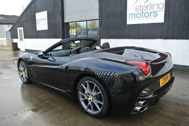 2009 Ferrari Ferraricalifornia 43 2 2dr F1 Convertible Petrol