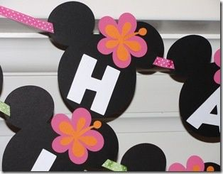 Minnie Mouse luau sophia-s-first-birthday-ideas