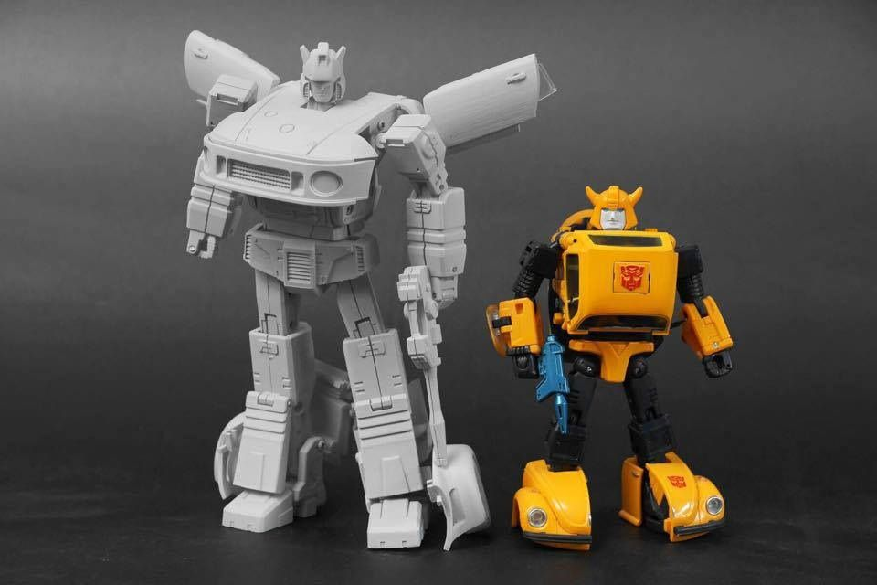 Prototype Masterpiece Styled Jazz From New 3rd Party Company Transform And Rollout Transformers News Transformers Masterpiece Transformers Masterpiece