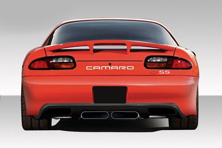 1993 2002 Chevrolet Camaro Duraflex Zr Edition Rear Bumper Cover