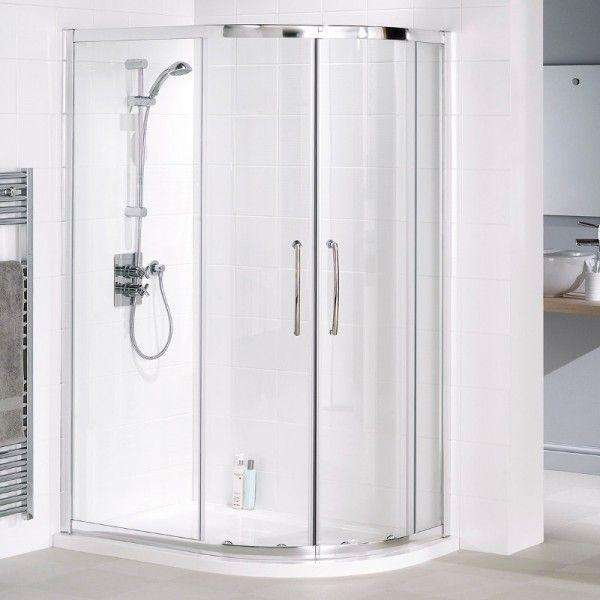 Shower offset quadrant door shower enclosure design for 1750 high shower door
