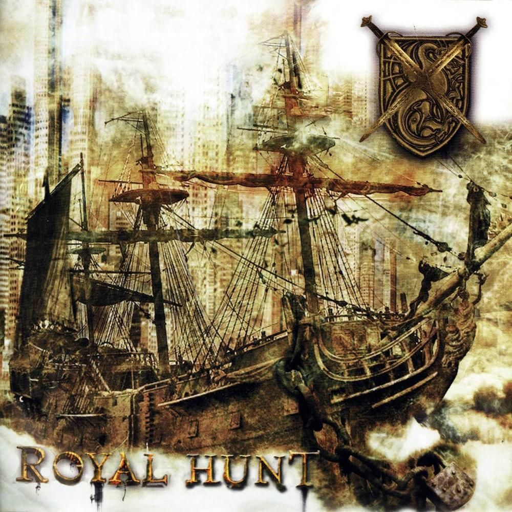 Royal Hunt - X 25/03/14