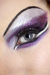 ojos decorados - Buscar con Google