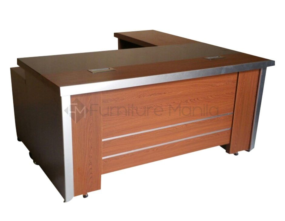 Office Tabel Messy 1638 Executive Table Furniture Manila 1638 Executive Table Home Office Furniture Ph Home Office Furniture Table Furniture Retro Office Table
