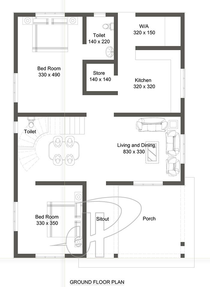 Building Your Own House Today Would Be A Great Deal Financially Due To The Cost Of Materials And Labor This T House Roof Design House Plans House Layout Plans