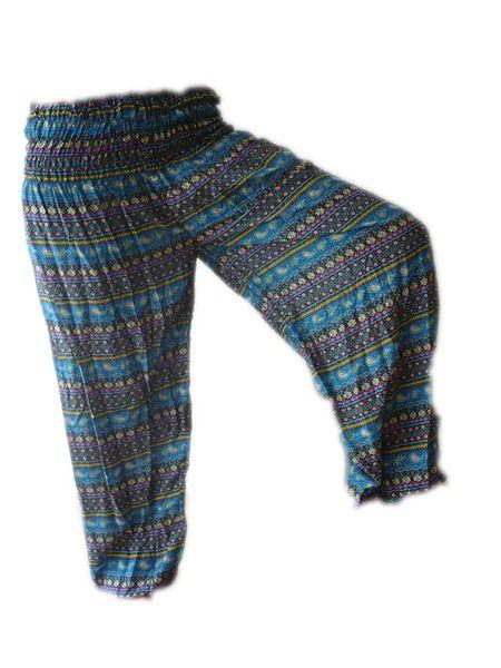 pant Pantalon hippie boho de PIKMODE por DaWanda.com