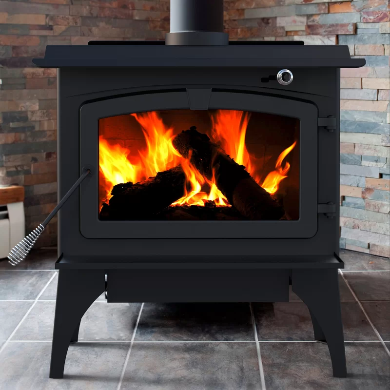 Pleasant Hearth Direct Vent Wood Burning Stove Reviews Wayfair Wood Pellet Stoves Small Wood Burning Stove Wood Burning Stove