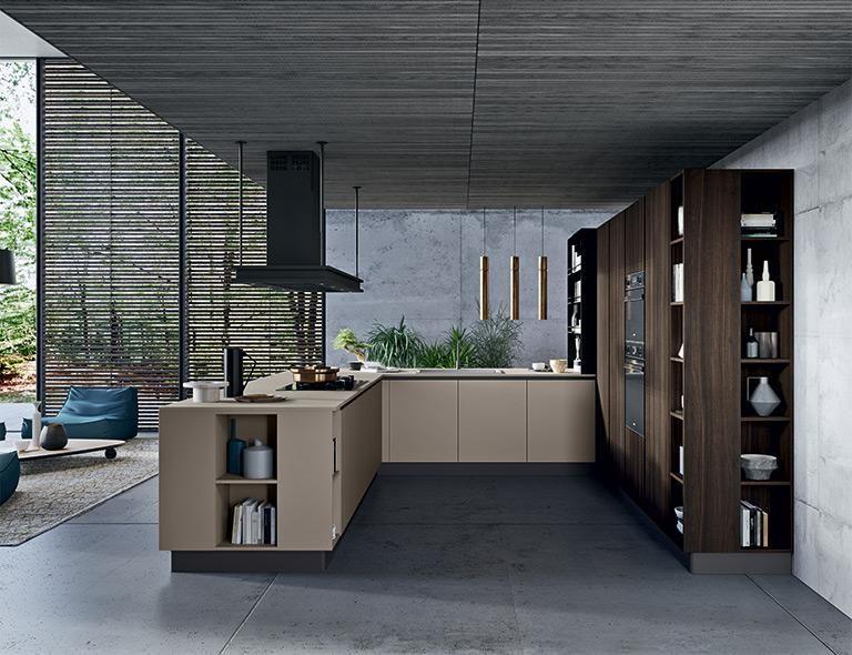 Cucina Zen Cucine Moderne Astra Cucina Zen Modello Di Cucina Contemporanea Cucine Moderne