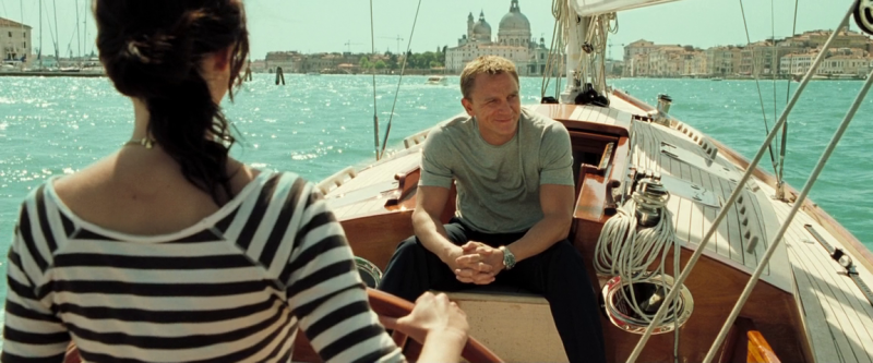Casino Royale (2006) (2006) / Canal Grande of Venice | Casino royale,  Casino, Eva green - Travel Movies