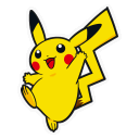 rumble blast - #025 Pikachu