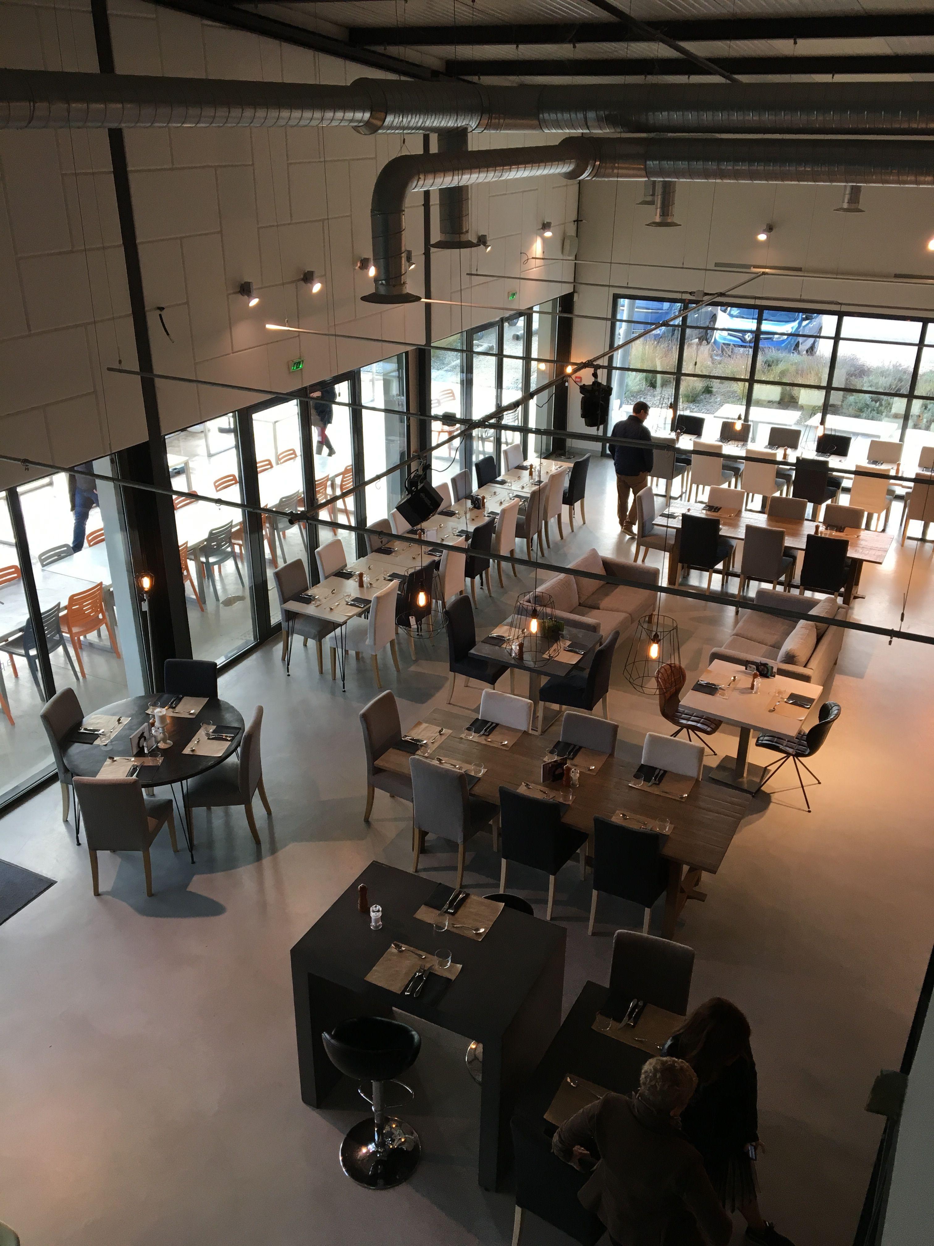 Restaurant LA Parenthèse Fabrique Marius Aurenti Rovaltain Nord ...