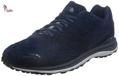 The North Face Hedgehog Hike Mid Gore-Tex, Baskets Basses Homme, Mehrfarbig  (