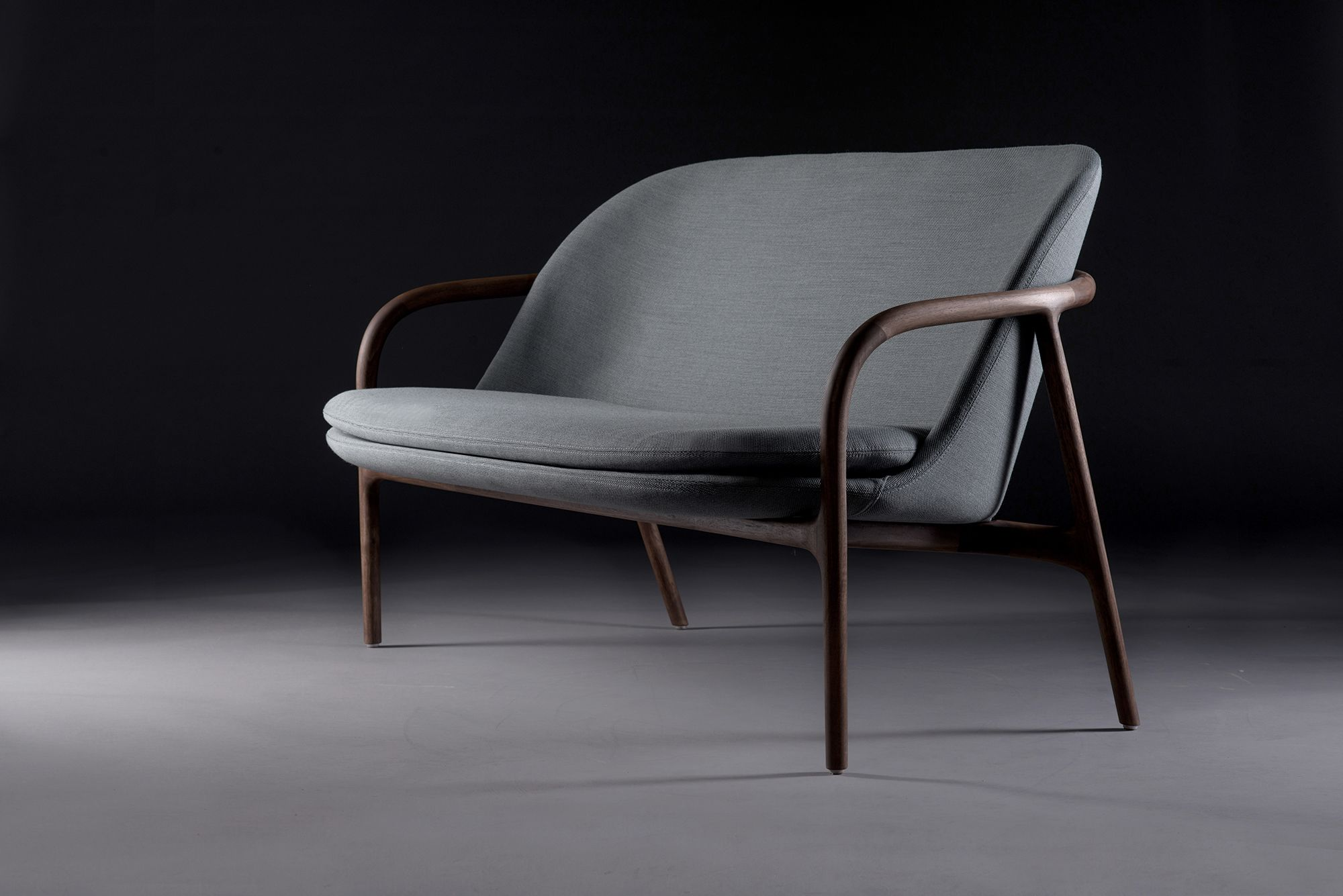 Neva Lounge designed by Regular Company is part of Lounge chair design -