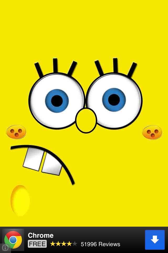 Spongeboob As Squidward Should Say Spongebob Wallpaper Funny Wallpaper Cartoon Wallpaper