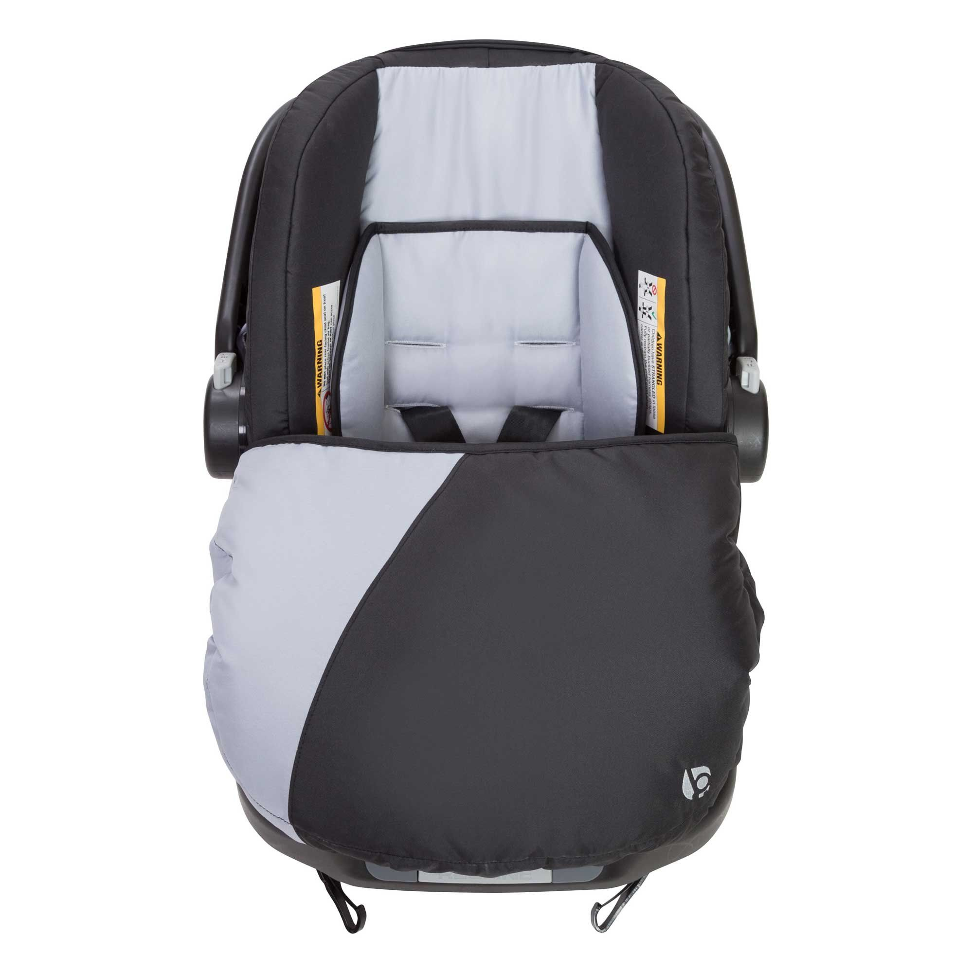 Baby Trend FlexLoc Adjustable 35 Pound Infant Car Seat and
