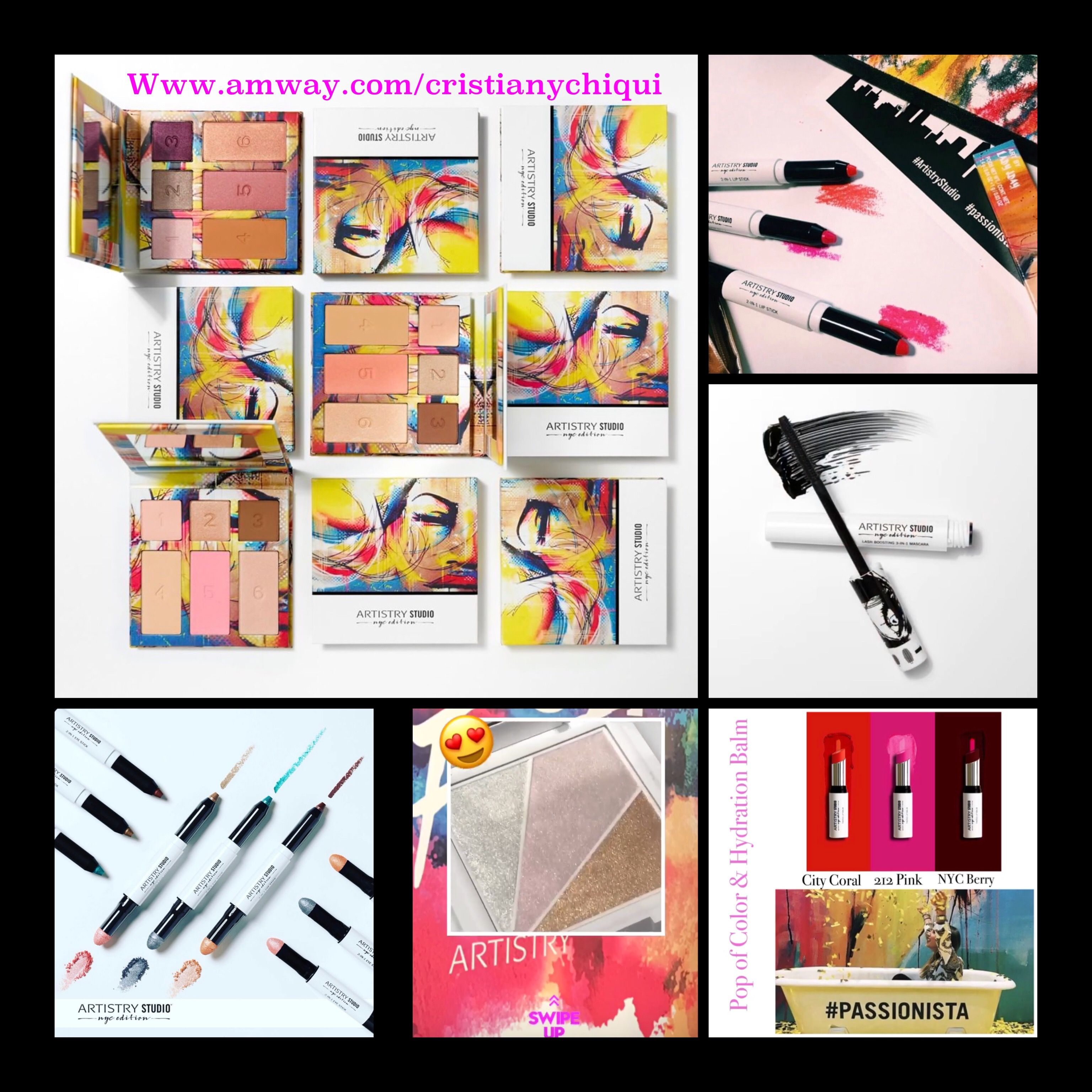 Pin By Qua Williams On Products I Sell Artistry Amway The Balm
