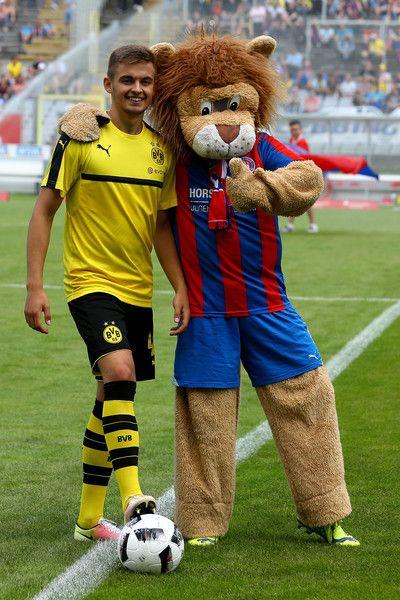 Proeppi Photos Photos Wuppertaler Sv V Borussia Dortmund Friendly Match Borussia Dortmund Dortmund Match