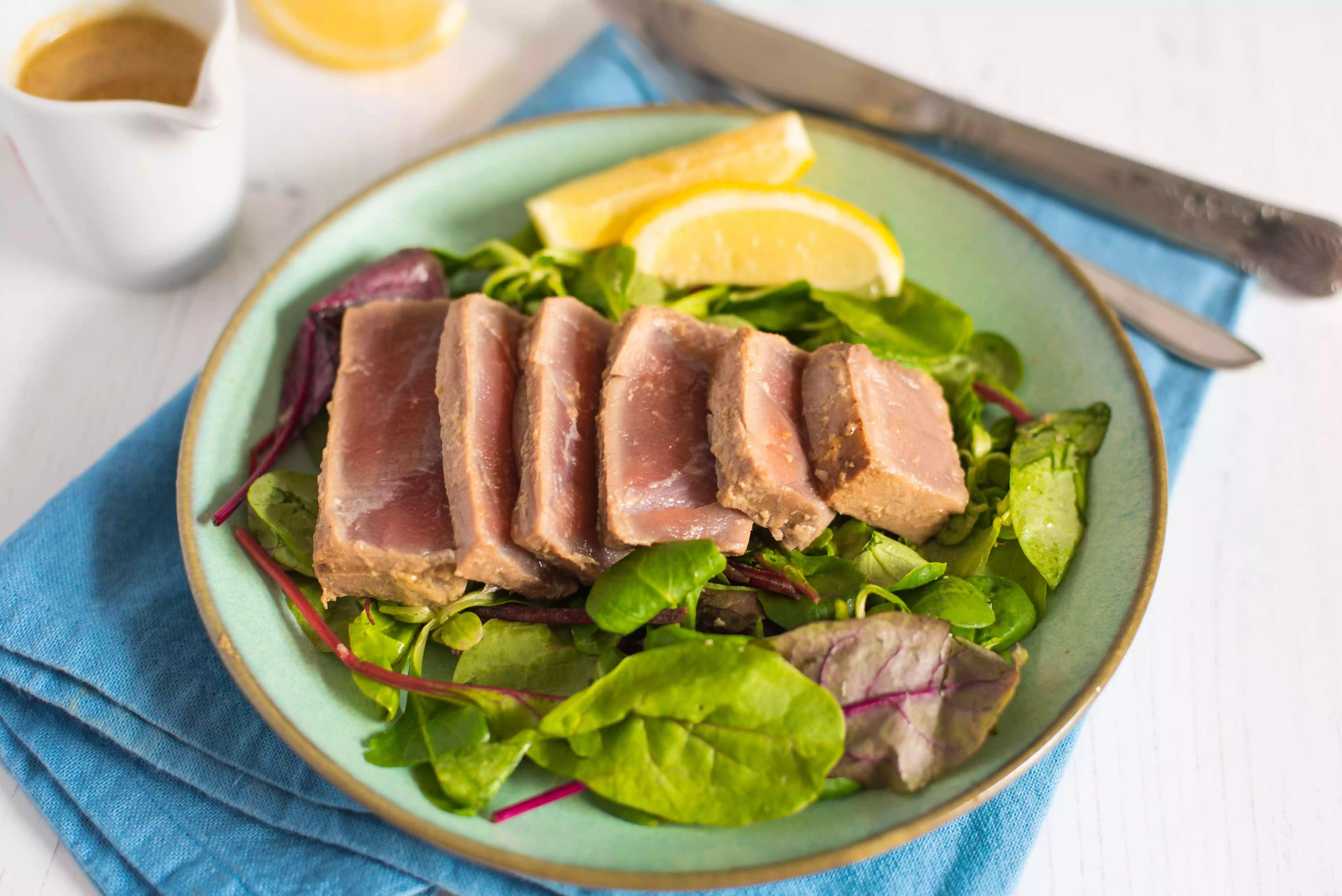 grilled tuna sandwich recipe
