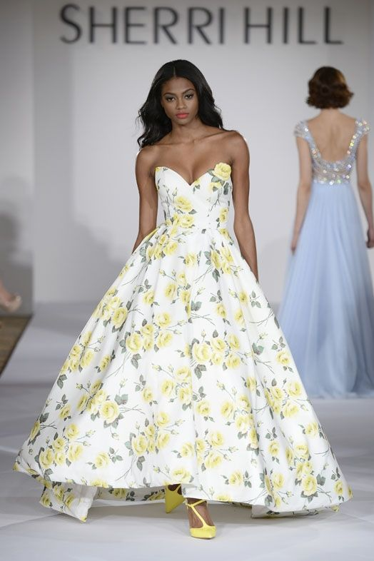 New York Fashion Week, September 2015 - Sherri Hill | Sherri Hill ...