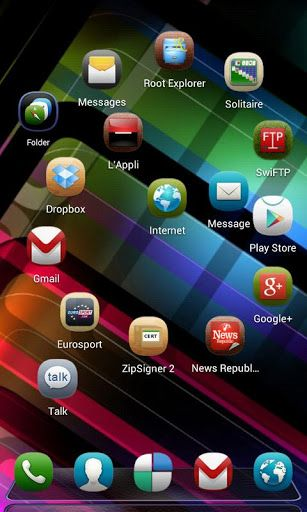 Color Flash Launcher Call Screen, Themes Apk free on