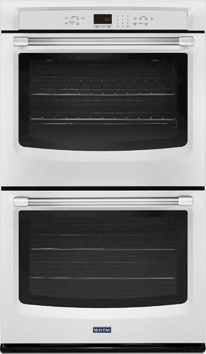 Maytag Reg 30 Electric Double Wall Oven 5 0 Cu Ft Capacity