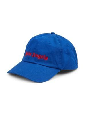 7fd5c02f586 PALM ANGELS Classic Logo Baseball Cap.  palmangels