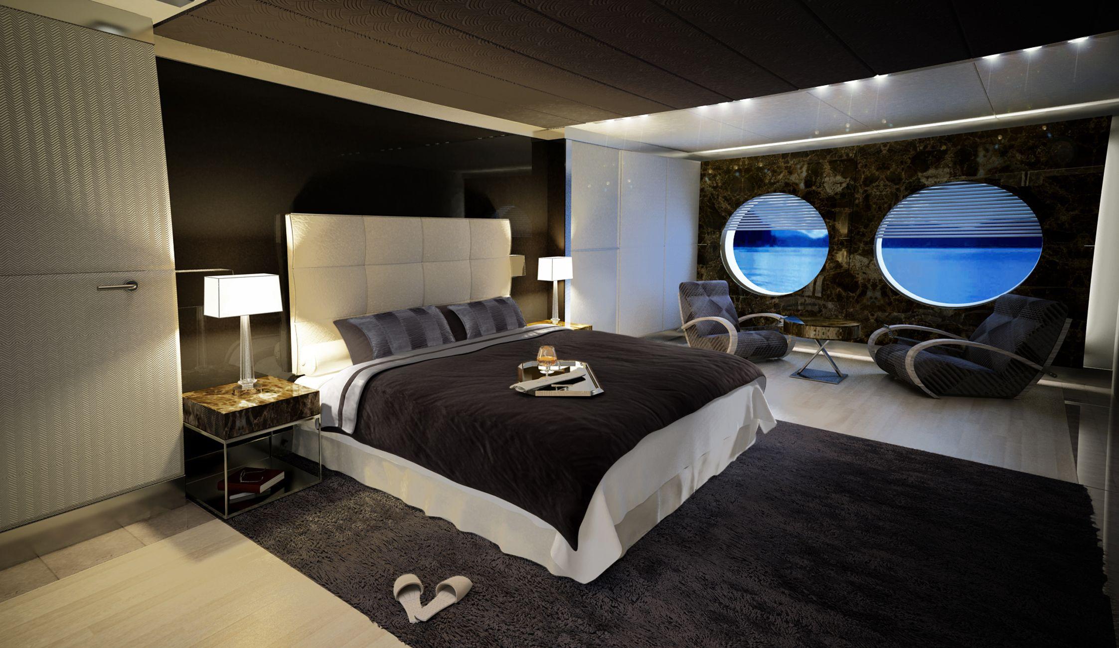 interior design for yachts - bing images | bedrooms | pinterest