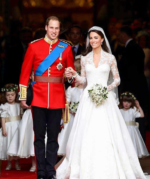 Viva O Amor! O Duque E A Duquesa De Cambridge William E