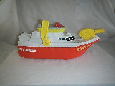 Matchbox Fire and Rescue boat RARE - http://hobbies-toys.goshoppins.com/diecast-toy-vehicles/matchbox-fire-and-rescue-boat-rare/