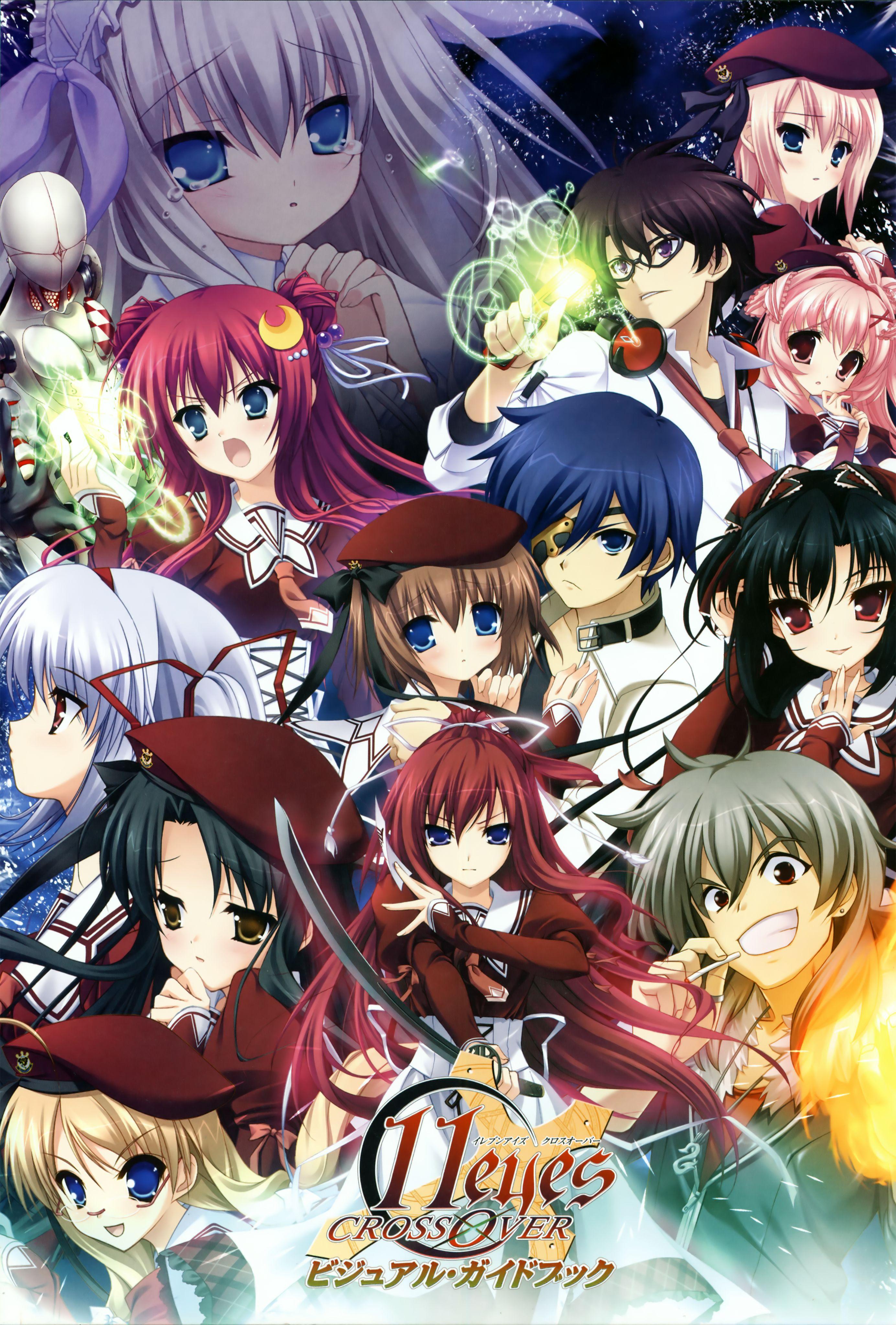 11eyes 75063 Fullsize Image 2769x4093 Anime Chibi Girl Drawings Anime Watch