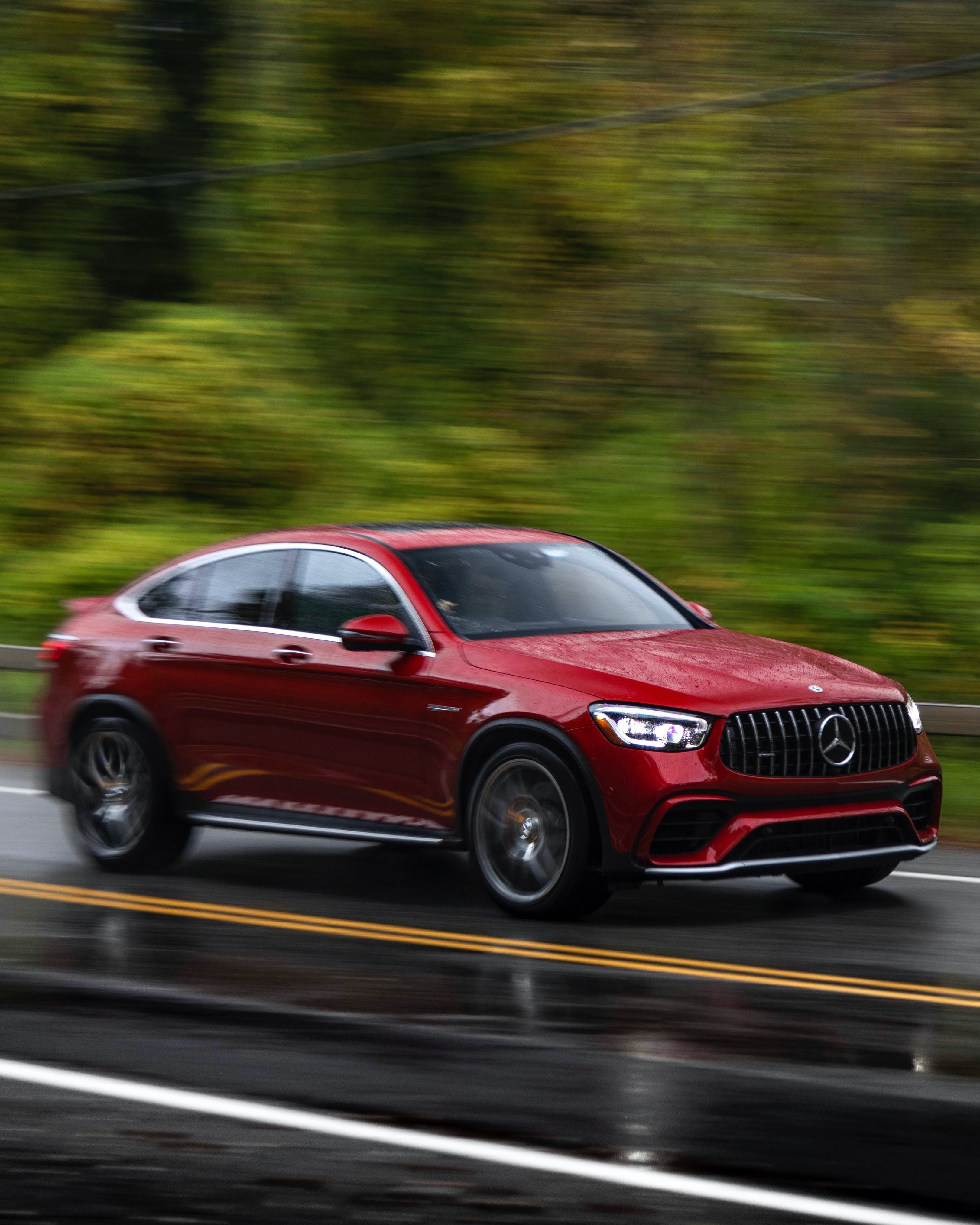 2020 Mercedes Amg Glc 63 S 4matic Coupe Usa Version Mercedes