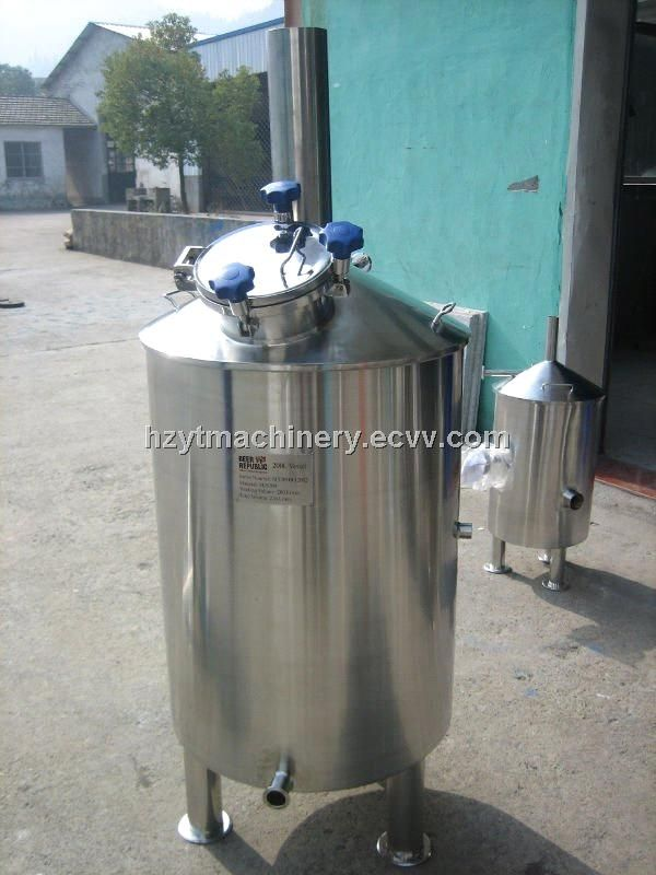Movable Stainless Steel Tank Storage Tank Of Liquid Or Food China Liquid Nitrogen Storage Tank Protein Foo Stainless Steel Tanks Storage Tank Stainless Steel