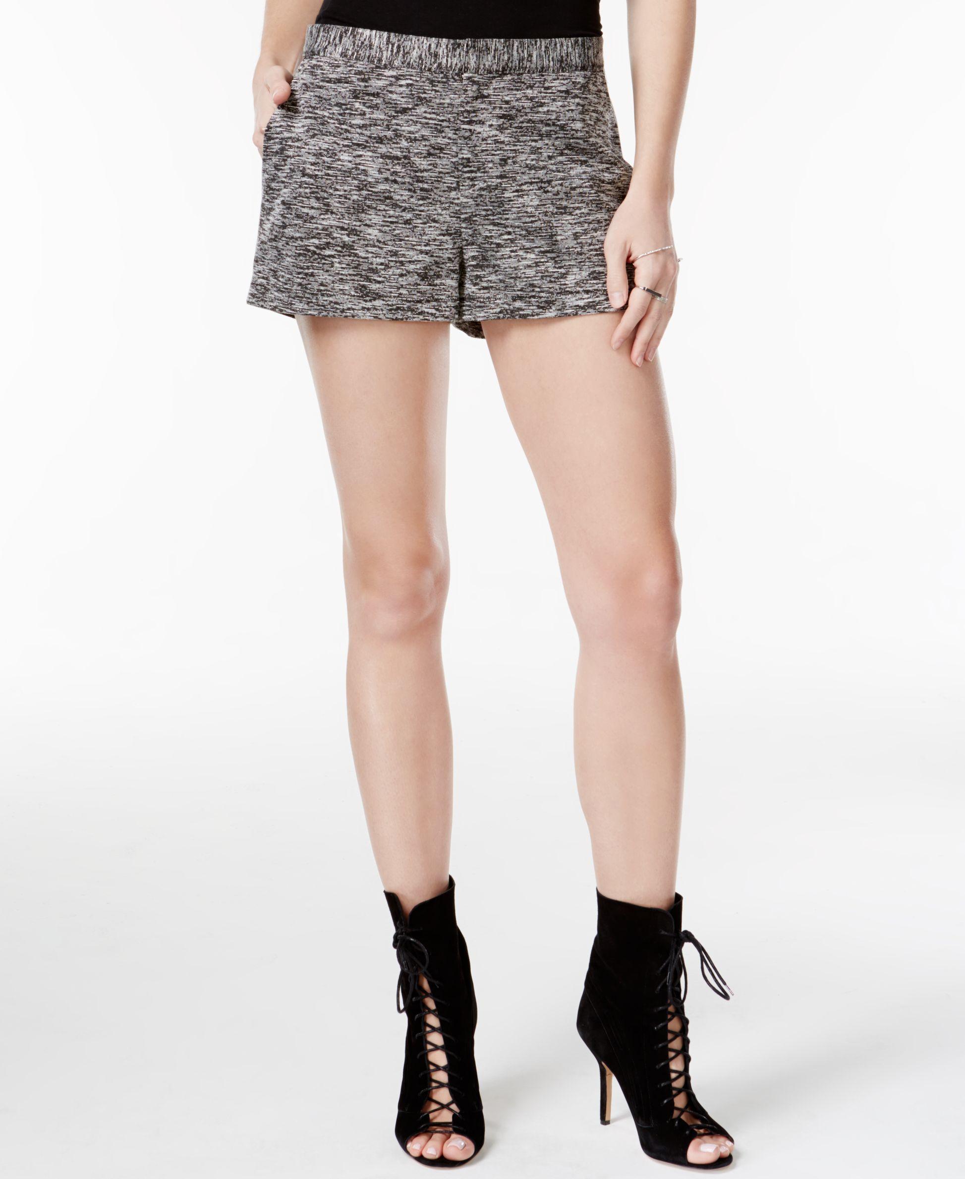 Rachel Rachel Roy Easy Space-Dye Shorts   Products   Pinterest