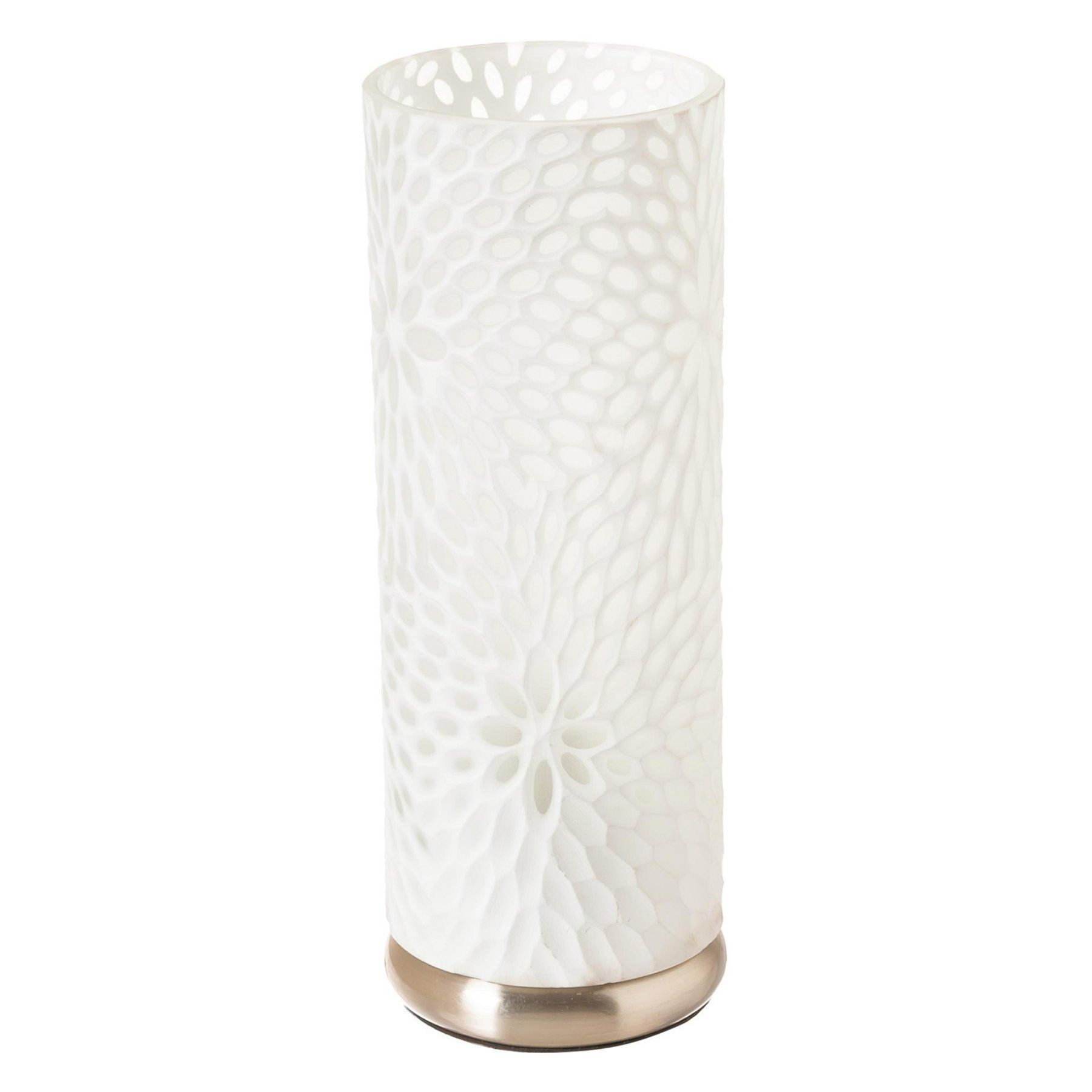 table shades lamp products white cylinder of light jade