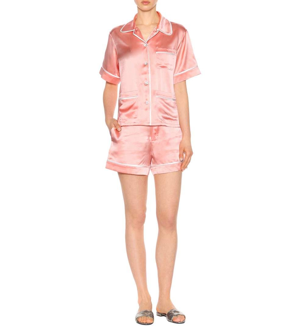 Olivia von Halle - Millicent silk pyjama set  5260db62d