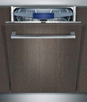 Exceptional Mega Komfort   Siemens SX736X03ME   SpeedMatic Großraum Geschirrspüler 60 Cm    Vollintegrierbar Mit