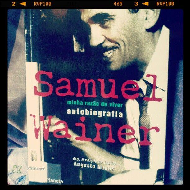 #Leitura obrigatória para todo #jornalista #samuelwainer #minharazaodeviver - @srtaluh- #webstagram