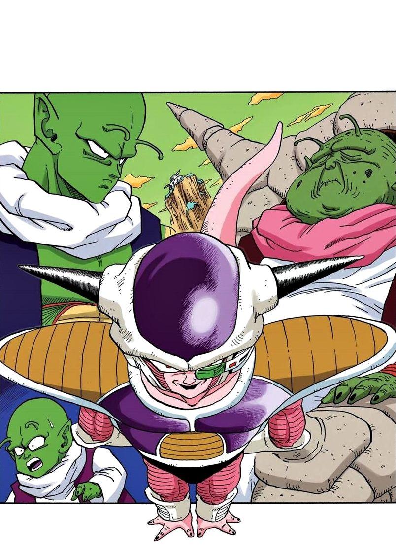 Frieza, Nail, Dende, and Guru | Manga Z | Pinterest | Dragon ball ...