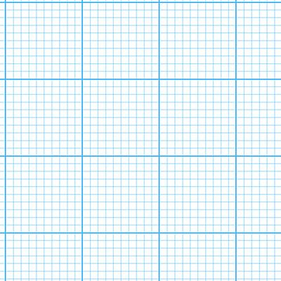 Download The Graph Paper Template - 1/5 Inch Grid From Vertex42